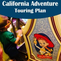 My Favorite Disney California Adventure Touring Plan