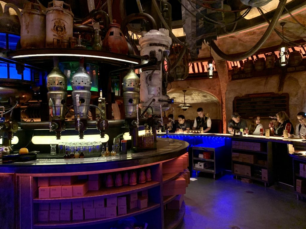Photos Ogas Cantina At Star Wars Galaxys Edge Black Spire Outpost WDW Daily News