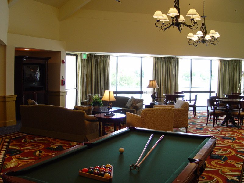 Walt Disney World Saratoga Springs 1 Bedroom Villa