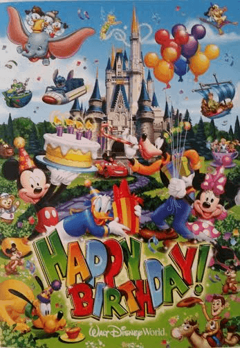 Editorial Celebrating A Birthday At Walt Disney World Wdw News Today