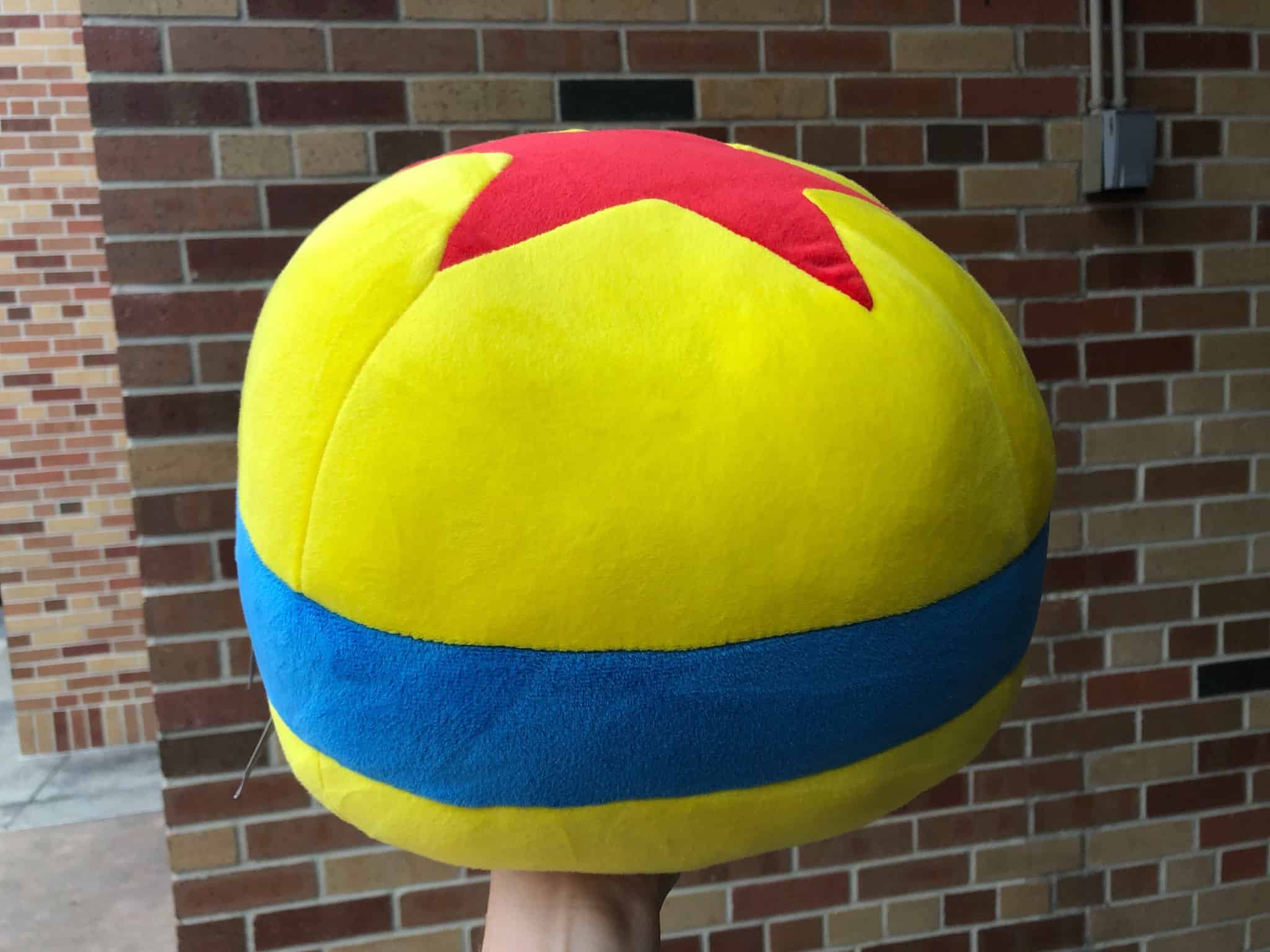 new pixar luxo ball plush pillow for