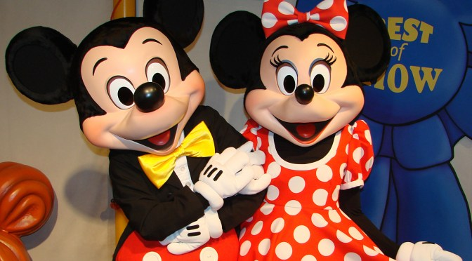Happy Birthday Mickey and Minnie!
