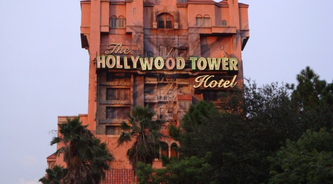 014 June 06, 2016 – The Twilight Zone Tower of Terror