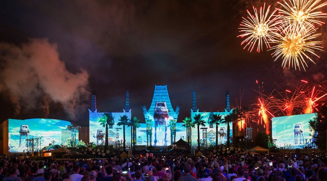 "Disney's Hollywood Studios' ""Star Wars: A Galactic Spectacular"" To Live Stream Monday, July 18!"