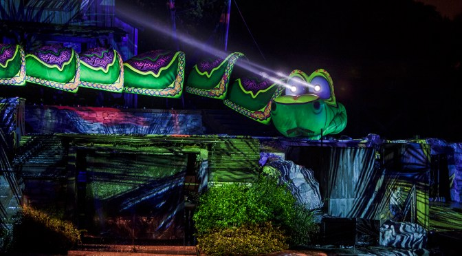 "VIDEO: In Case You Missed It: Disneyland's Live Stream of Revised ""Fantasmic"""