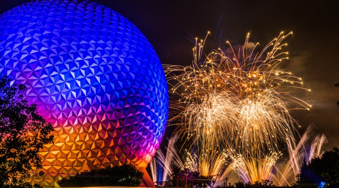 DisneyParksLIVE: WDW to LiveStream IllumiNations!