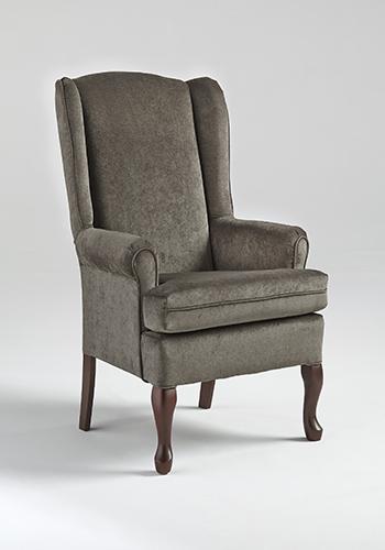 Vespa Queen Anne Wing Chair Wholesale Design Warehouse
