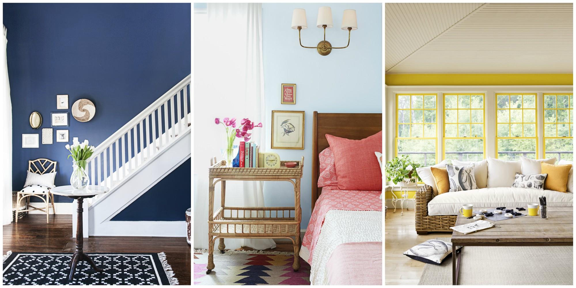 12 Best Interior Paint Colors