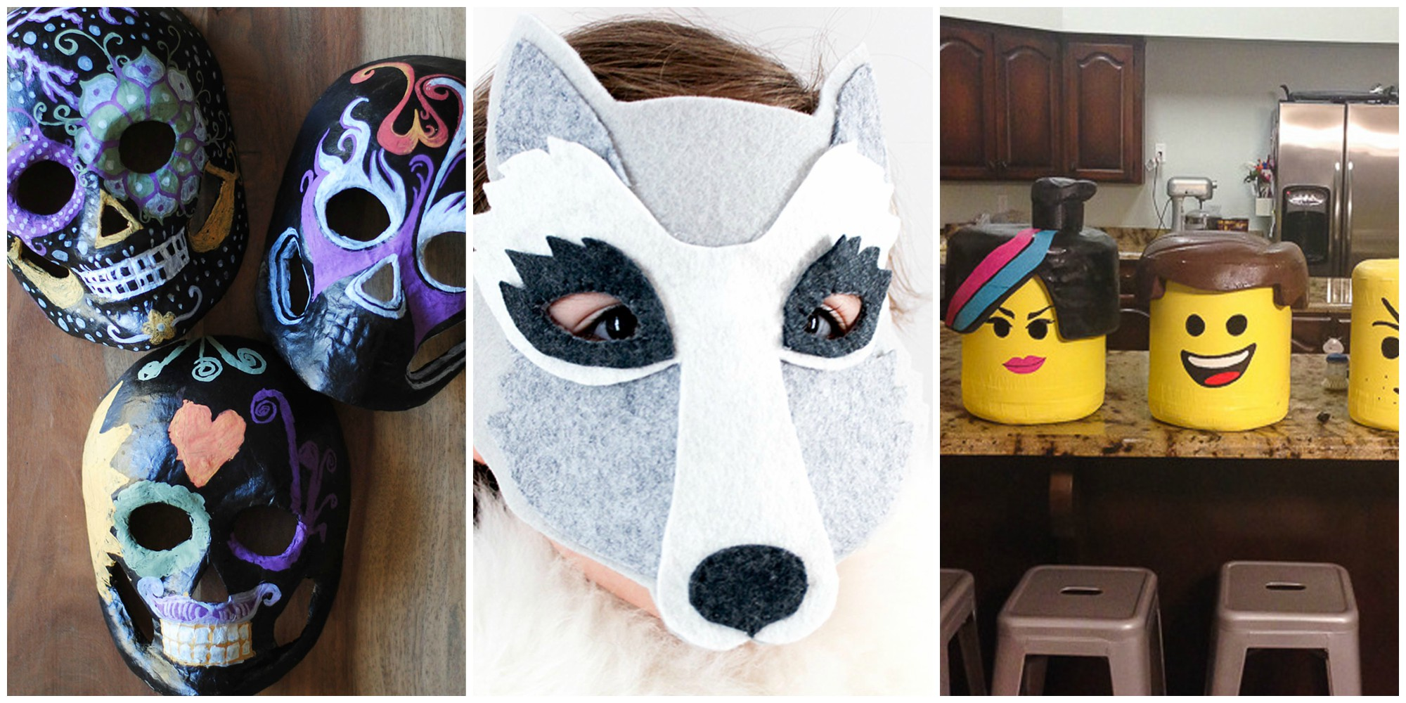 15 Diy Halloween Mask Crafts