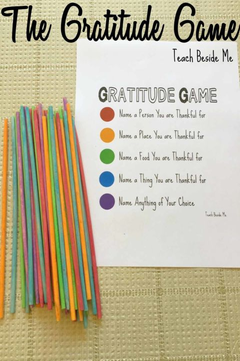 Have the whole family reflect on the true meaning of Thanksgiving in this simple activity.  Get the tutorial at Teach Beside Me.  What you'll need: Chopsticks ($8; amazon.com); Acrylic paint sent ($25, amazon.com)
