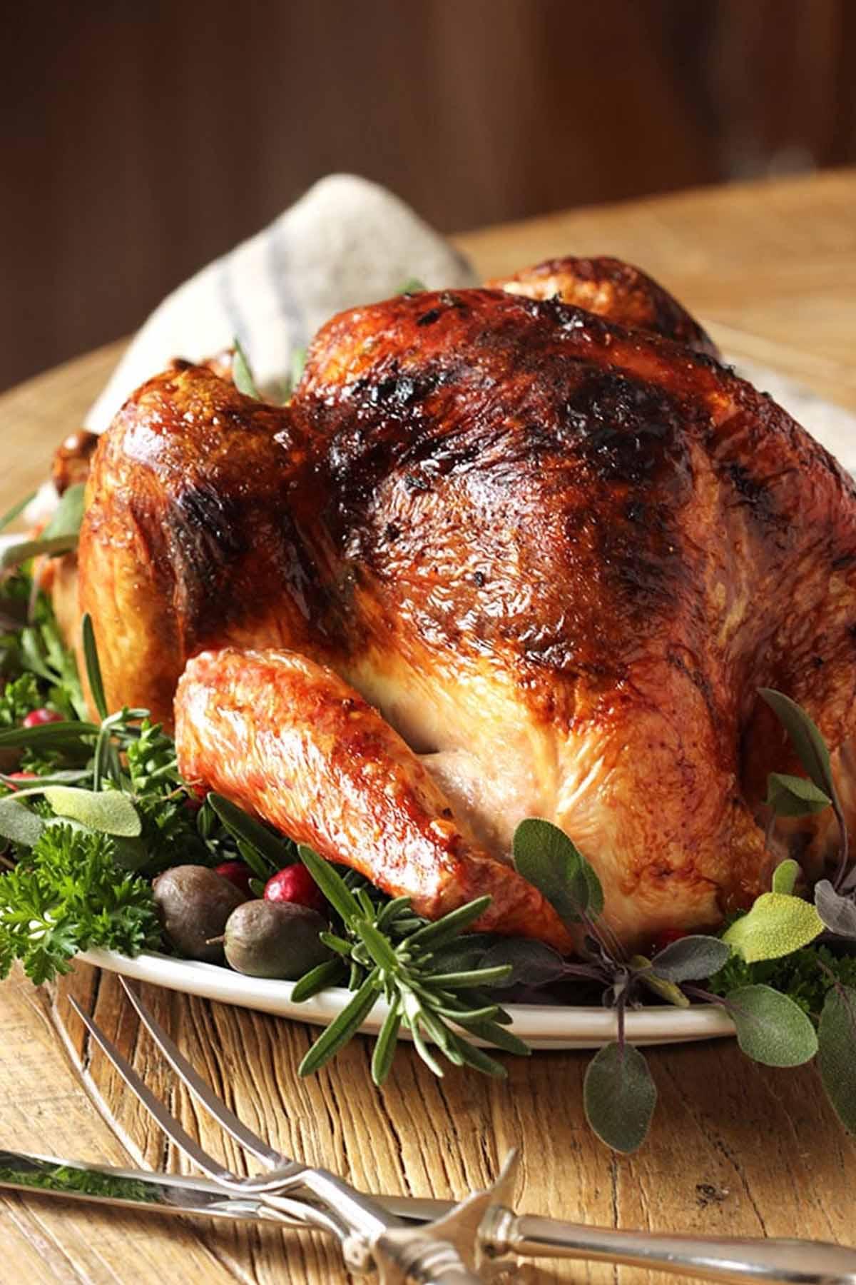 19 Best Thanksgiving Turkey Recipes Easy Roast Turkey