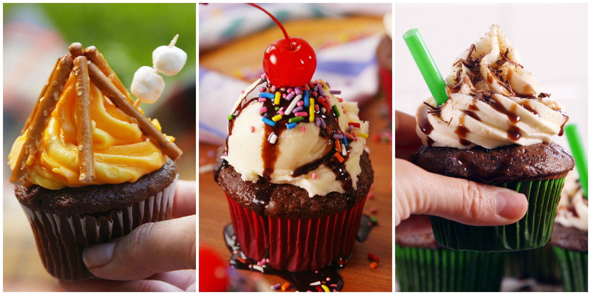 10 Easy Cupcake Recipes For Kids