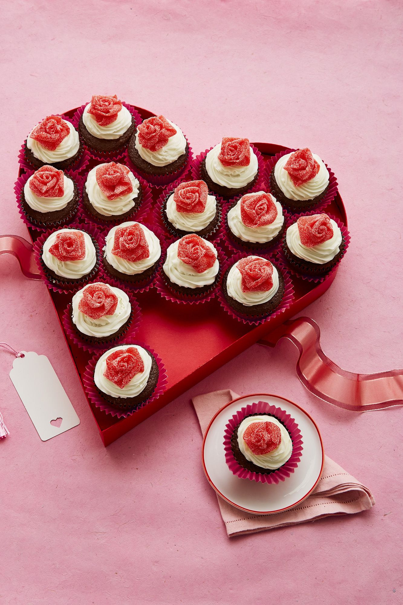 29 Valentine S Day Cupcakes And Cake Recipes