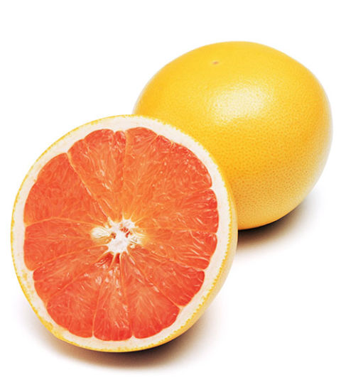 The vitamin C packed in this nutritious citrus fruit promotes collagen growth, which helps prevent sagging skin.
