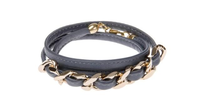 Coco Wrap Napaleder-Armband