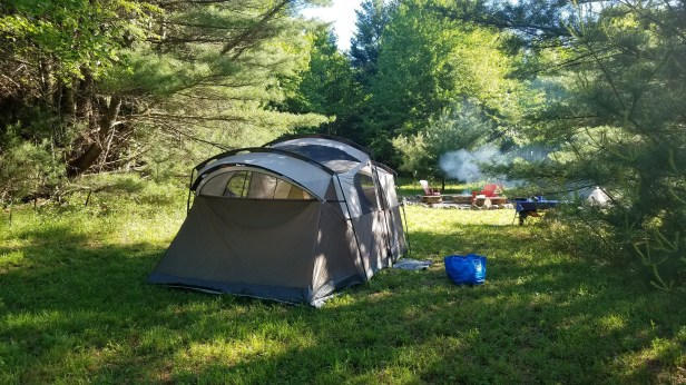 We bought the farm campground