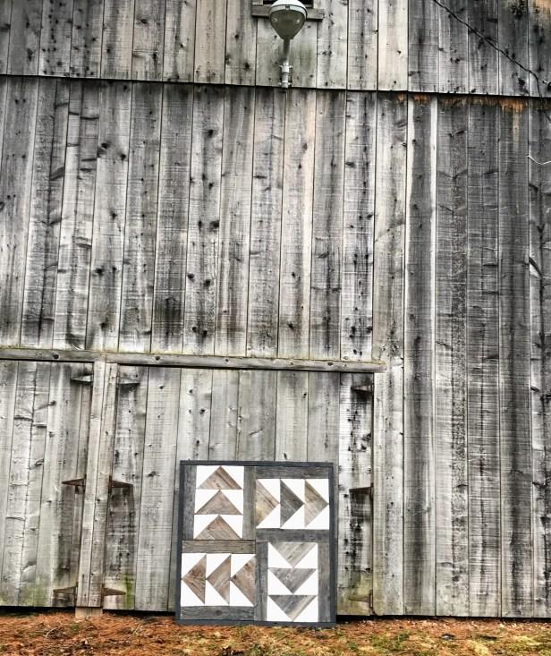 "we bought the farm ""barn art"""
