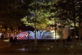 Metropolitan Museum of Art. New York (USA) Architect: OLIN Lighting Design: L'Observatoire International Photo: Alexis Nollet