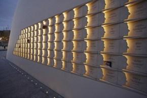 ETC100 LED: New York City, Staten Island,Staten Island September 11th Memorial,WE-EF LEUCHTEN.Foto: Frieder Blickle, Hamburg