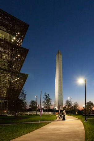 RFL540 LED at the National Museum of African American History and Culture, Washington, D.C.