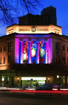 FLC260: Adelaide Casino. Adelaide (AUS)Lighting design: Vision Design Studio, SydneyPhoto: Drew Lenman, Adelaide