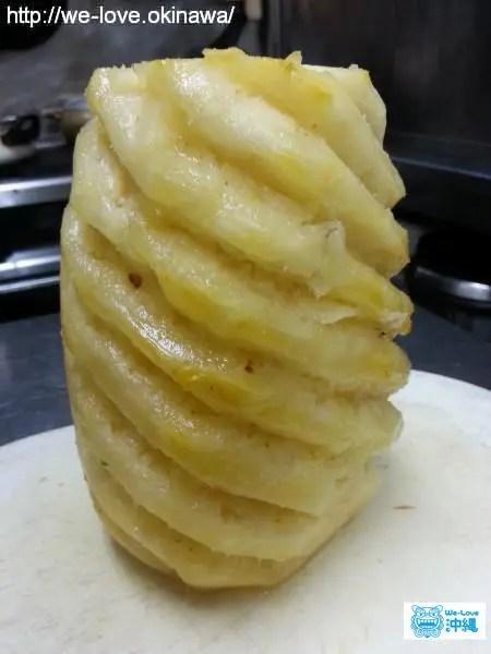 パイナップル全体