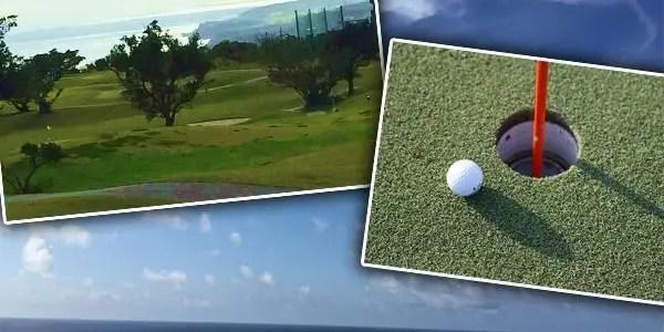 ゴルフアイキャッチ