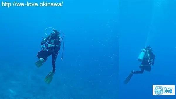 石垣島ダイビングのガイド