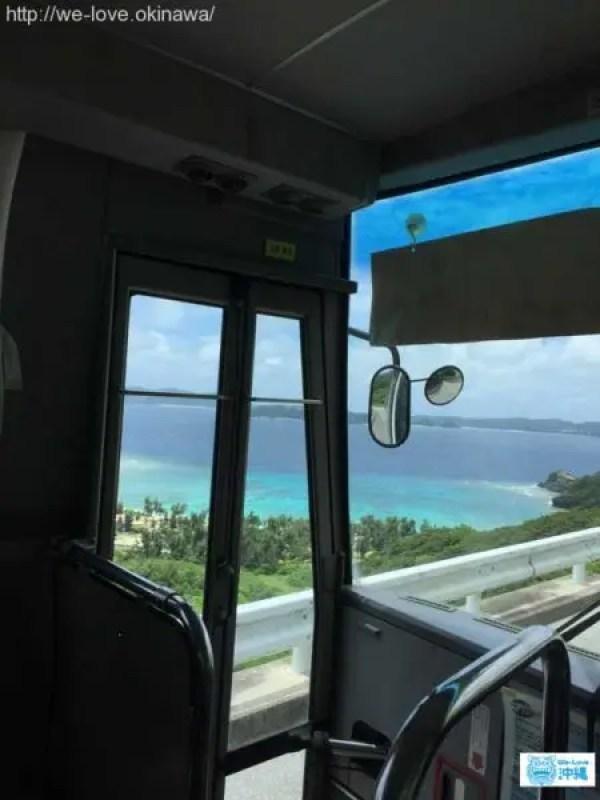 バスからの眺め