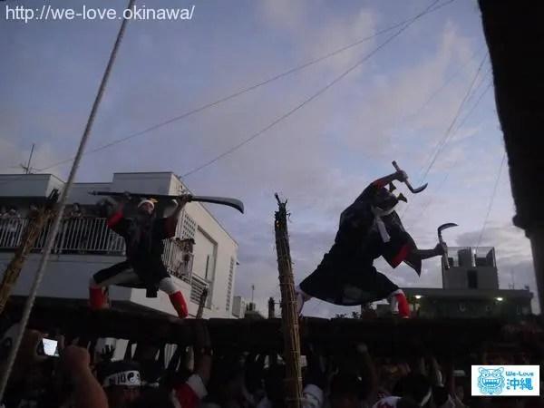 石垣島豊年祭ツナヌミン