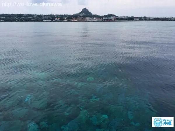 伊江島沖2