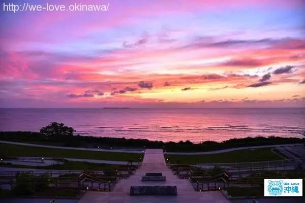 cyuraumi-sunset