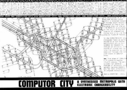 Dennis crompton (editor) archigram. A guide to archigram 1961.