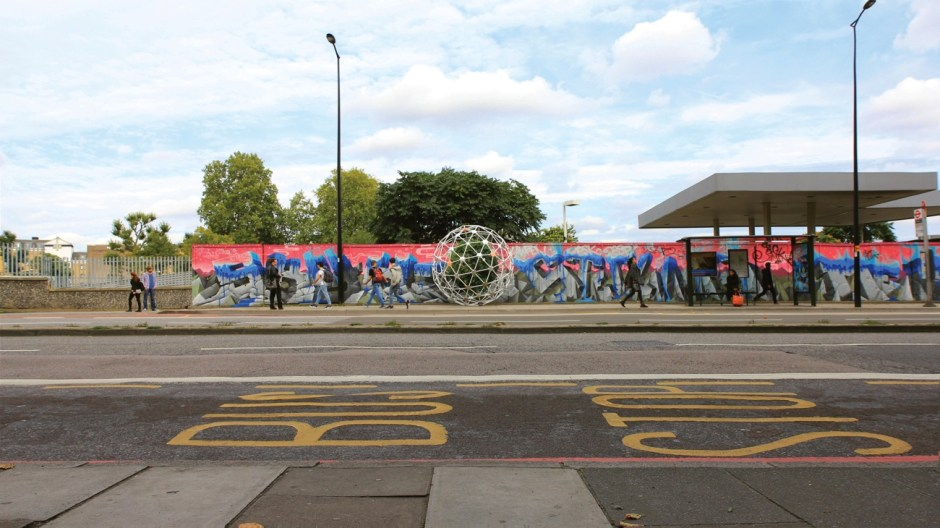 0_WideangleGraffitiWallLondon@William Victor Camilleri