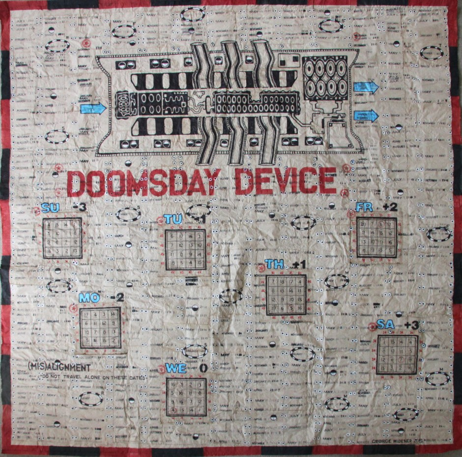 Doomsday Device, 2013,)