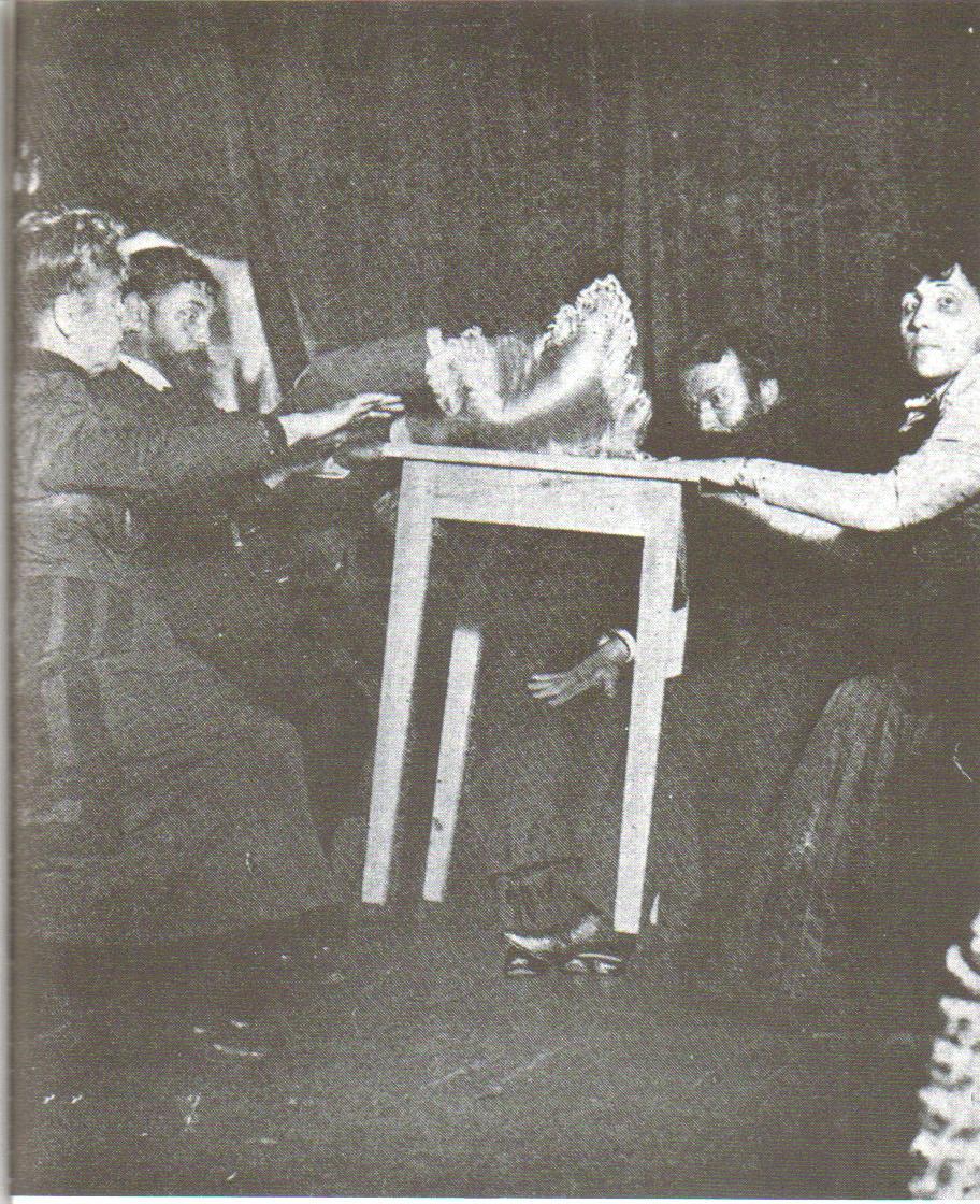 table-levitating