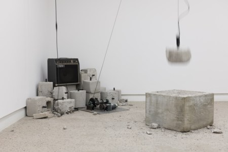 installation – We Make Money Not Art