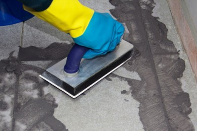 Grout Installation and Re-Grouting