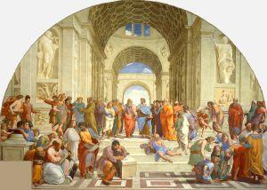 Griechische Denkschulen