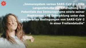 Forschungsprojekt Immunsystem versus SARS-CoV-2