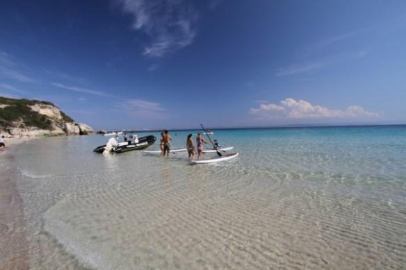 plage de Piantarella