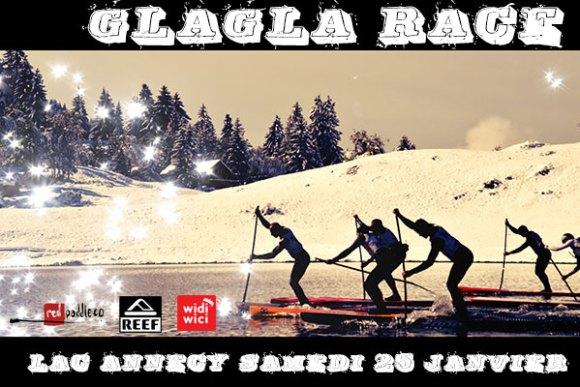 Glagla Race sur le lac d'Annecy