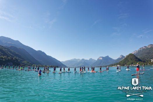 Alpine Lakes Tour Talloires
