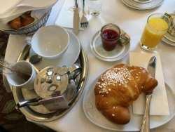 Cafe Landtmann breakfast best cafes in Vienna