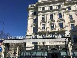 Cafe Landsmann in Vienna