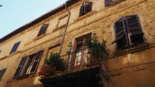 Pienza windows