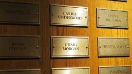 Grand Ole Opry member plaque