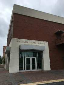 Rosa Parks Museum and Library