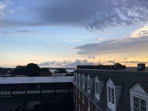 Hotel Viking rooftop bar view
