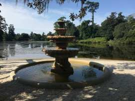 Airlie Gardens fountain